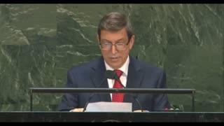 La ONU vota en contra del embargo a Cuba [Video]