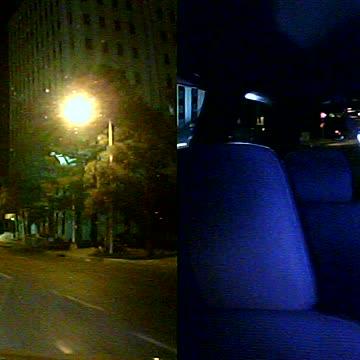 Desperat sjåfør filmet sin egen flukt fra bilkaprere