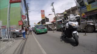 A LITTLE MOTO RIDE TO BATANGAS