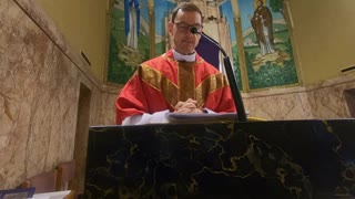 Father Steven Clarke's Homily from March 28th, 2021