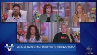 Joy Behar on the unvaccinated