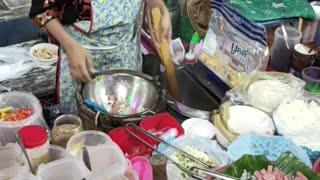 Hat Yai Thailand: Food Hunt at Floating Market