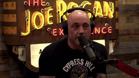 Joe Rogan: Children less at resk than double vaccinated adults