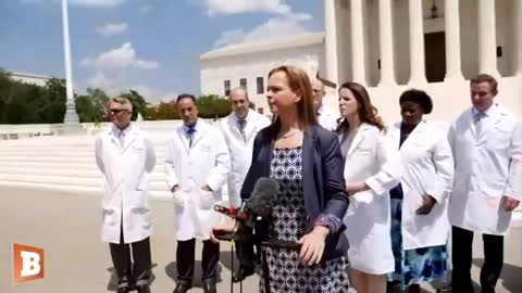 #BannedVideo: American Doctors Address COVID-19 Misinformation with Capitol Hill Press Conference