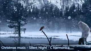 Christmas - Silent Night - C Harmonica