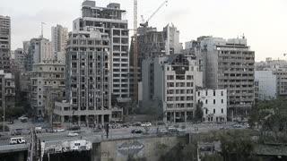 Explosión en el puerto de Beirut deja al menos 63 muertos y 3.000 heridos