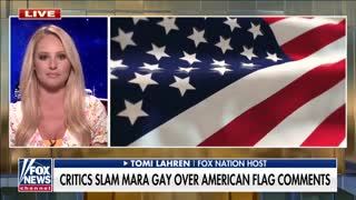 Tomi Lahren Has a Message for People Who Disrespect the American Flag