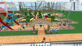 Playing Roblox
