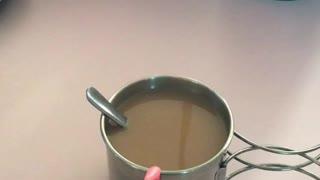Coffee time. Coffee time.