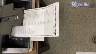 Adjudication Means Changing Or Creating Votes! Watch Georgia Election Official Expose Dominion