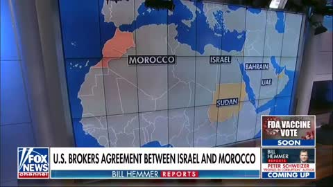 Morocco, Israel agreement is now fourth Arab-Israeli peace deal done by President Donald J. Trump