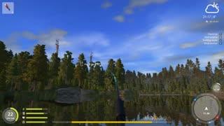 Russian fishing 4 kuori lake Pike 9.045 Kg