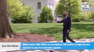 Today at JTN - 04/28/2021 - Kamala Harris's book, Rudy Giuliani, and IRS audits