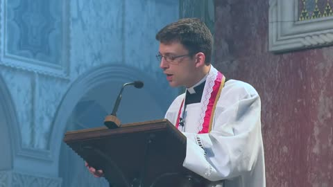 Queen of Martyrs- Sermon by Fr David Howell. A Day With Mary