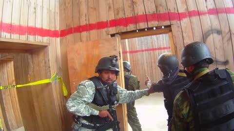 SW Asia-LE Counter Terror Unit...