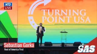SEBASTIAN GORKA FULL SPEECH AT TURNING POINT USA (12/19/20 - DAY 1)