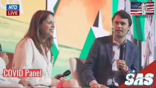 COVID PANEL AT TURNING POINT USA HOSTED BY CHARLIE KIRK 122020 (DAY 2)
