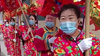People of faith in rural China