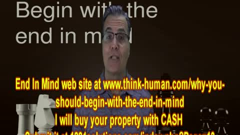 END IN MIND wants to BUY YOUR Property