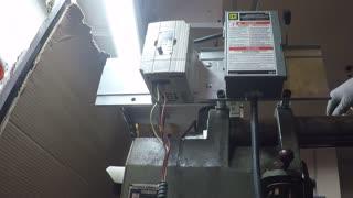 Rockwell MIll VFD Install
