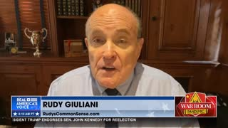 Giuliani: Not Sure NYC Could Handle 9/11 Today