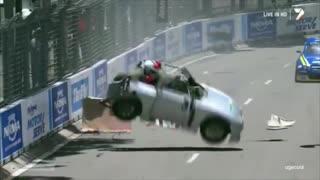 Sports stupid crash mistakes!