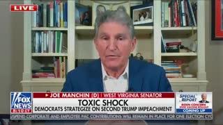 Joe Manchin Drops BOMB On Democrat Plan to Impeach Trump Again