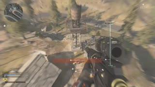 Cod warzone sniper kill