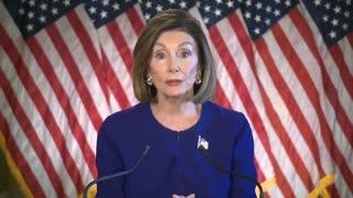 Nancy Pelosi announces impeachment inquiry