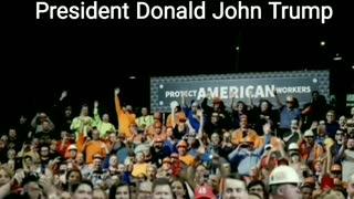 MAGA - VOTE for President Donald John Trump 45