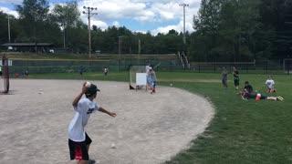 Wiffleball Pitcher Dominates With Sinker
