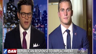 After Hours - OANN Impeachment Push with Rep. Madison Cawthorn