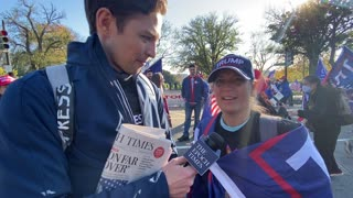 Epoch Times interviews Michelle Marrow