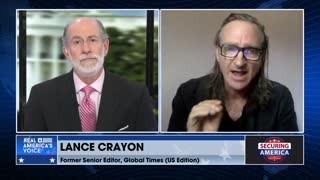 Securing America with Lance Crayon Pt.2 - 02.26.21