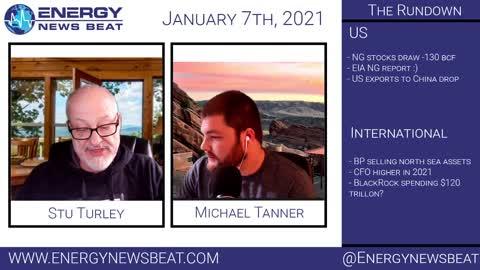 Energy News Beat: 1/7/2021