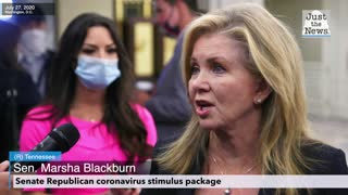 Marsha Blackburn on next stimulus and China accountability