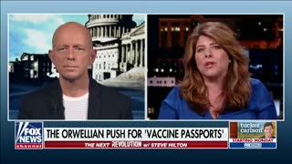 Liberal Activist: Vaccine Passports Spell End of Individual Freedom