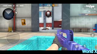 Critical Strike Counter Terrorist Online FPS - Lvl2 - How to make 24 kills in one mission - Gameplay