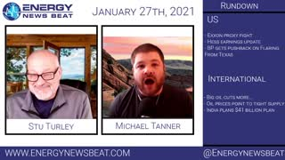 The Daily Finance and Energy News Show 1-27-2021