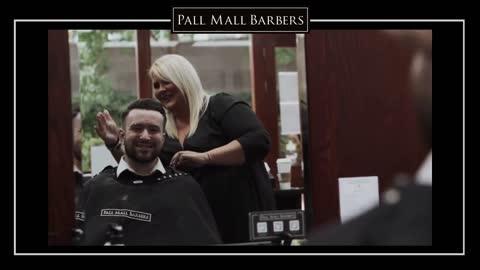 Men's Haircut NYC | pallmallbarbers.nyc