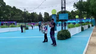 Osaka and Serena through to Aus Open 2nd round