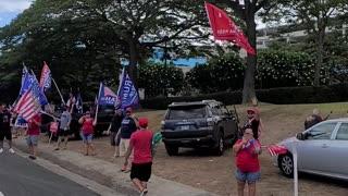 Ewa Beach Friday Rally Oahu, Hawaii