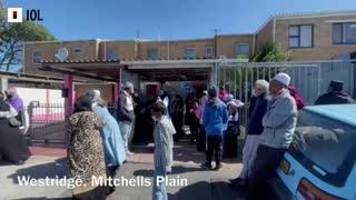 WATCH: Boeta Cassiem's janaza in Mitchells Plain