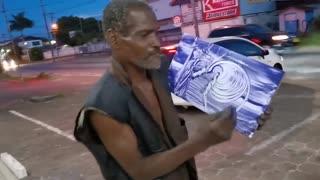 Incredible street artist