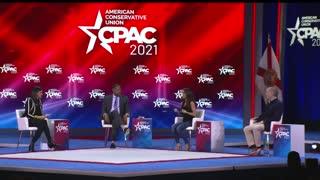 Rep. Lauren Boebert at CPAC 2021