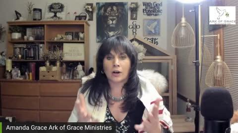 Amanda Grace Talks...Prophecy Fulfilled! Prophetic Insight and Malachi!