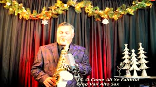 Over 50 in Under 5 - Christmas Sax