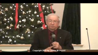 Sermon - Remembering Our Loved Ones, by John L. Bryant Jr., 2012