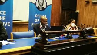 Mayor Press Briefing