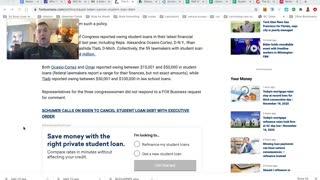 Cancel Student Loan Debt? HELL NO!